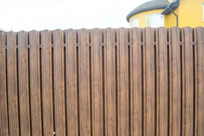 Metal fence 19
