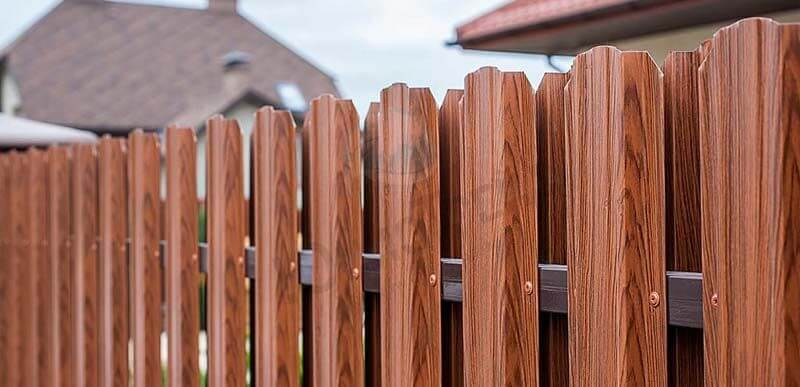 Metal fence 6